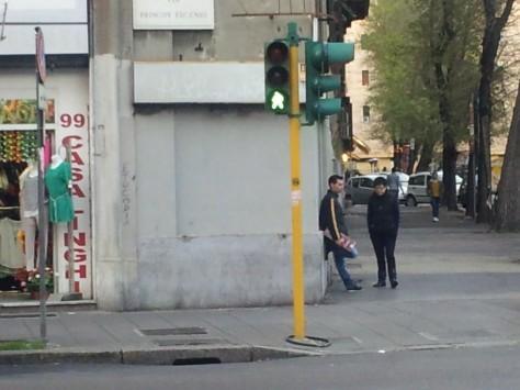 Incrocio Viale Manzoni - Via Principe Eugenio