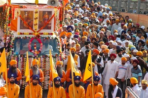 Corteo Sikh