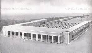 Palstico della Stazione Termini presentato all'Esposizione Universale di New York del 1939