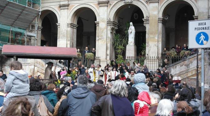 19 gennaio 2020 Tradizionale benedizione degli animali domestici a Sant'Eusebio