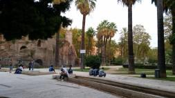 Piazza Vittorio - Giardini Nicola Calipari 2