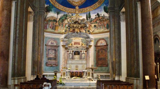 Santa Croce in Gerusalemme: un compendio di storia, arte ed architettura
