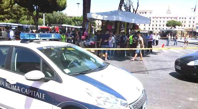 Comunicato stampa Polizia Roma Capitale del 29/07/15