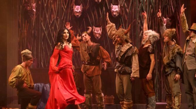 "Dal 6 aprile 2016 ""Rapunzel"" al Teatro Brancaccio"