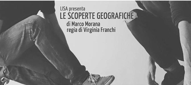 """7 – 10 aprile 2016 """"Le Scoperte Geografiche"""" al Teatro Brancaccino"""