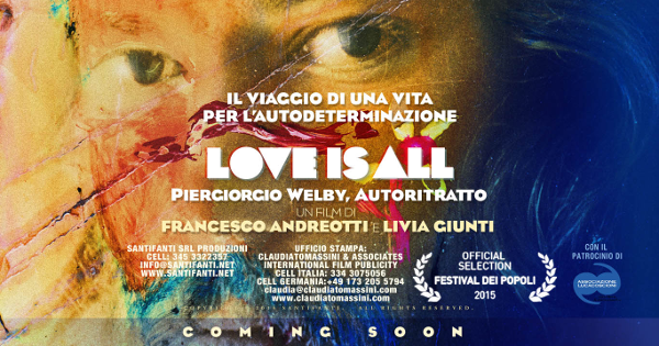 "7 aprile 2016 ""Love is All"" al Piccolo Apollo"