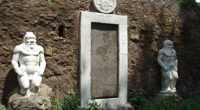 """11 luglio 2018 """"La Porta Alchemica di Piazza Vittorio a Roma: storia, simboli e significati"""" a Piazza Vittorio"""