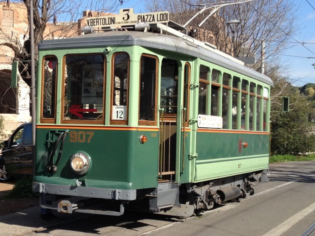 """Domenica 18 settembre 2016 """"In viaggio con la storia – 10 anni di tram 907"""""""