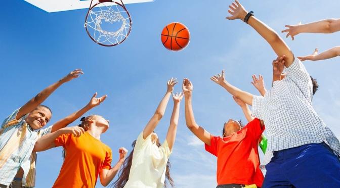 """2 giugno 2016 """"Una città a misura di bambini"""" 11° Torneo di Minibasket"""