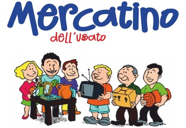 """29 maggio 2016 """"Mercatino dell'usato e del consumo etico"""" presso la scuola Di Donato"""