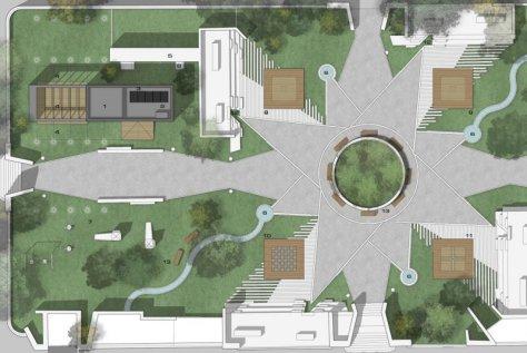 Piazza Dante progetto LAD