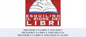 """24 maggio 2016 nasce """"Esquilino il rione dei libri"""""""