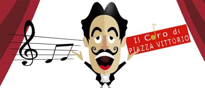 """22 giugno 2016 concerto del """"Coro di Piazza Vittorio"""" nella chiesa di Sant'Alfonso all'Esquilino"""