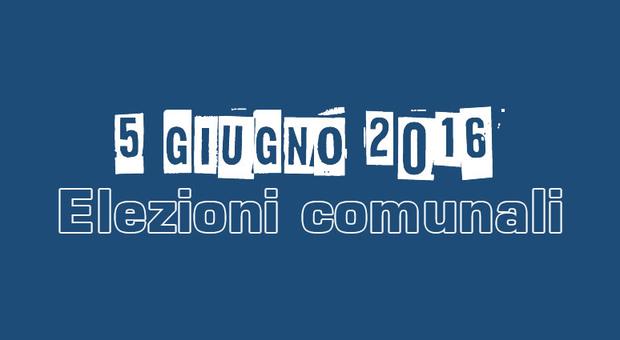 5 giugno 2015 Elezioni Comunali