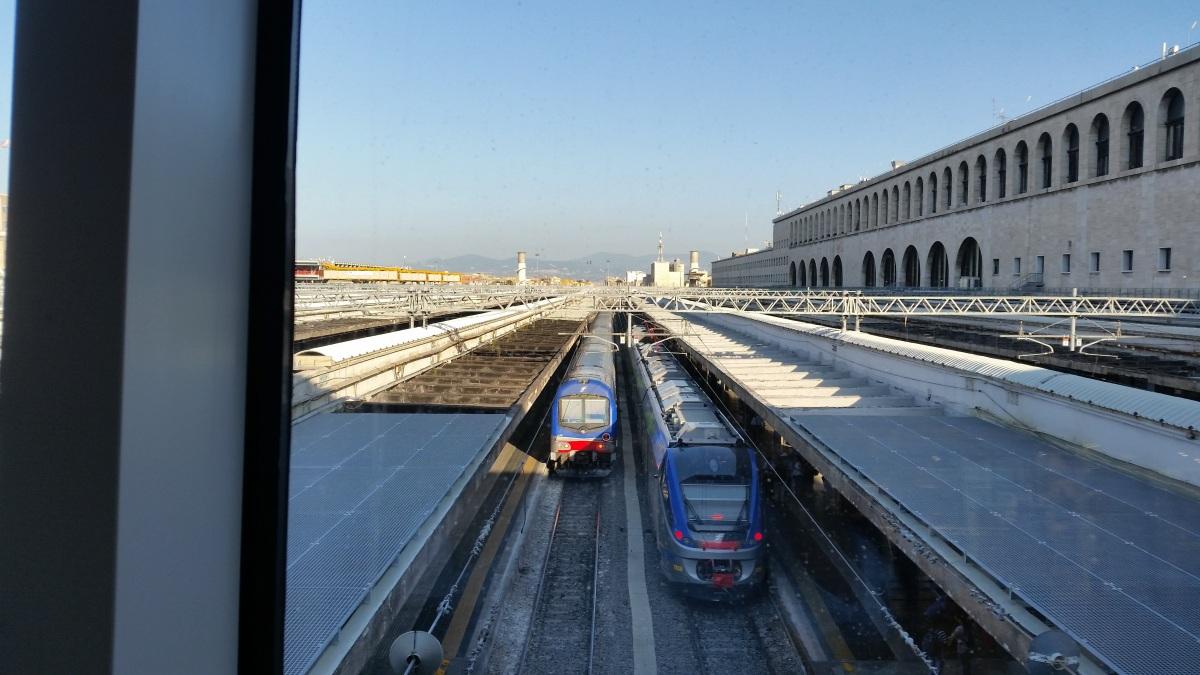 La nuova #TerrazzaTermini nella Stazione più grande d'Italia : gli eventi fino al 3 luglio 2016