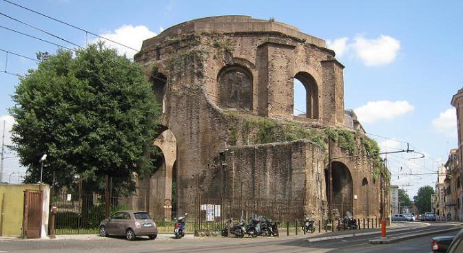 Un'interessante pubblicazione sul cd. Tempio di Minerva Medica