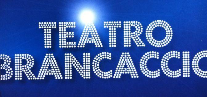 Teatro Brancaccio, la stagione 2016 2017