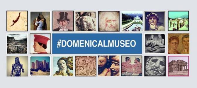 Domenica 7 agosto Musei gratis per tutti