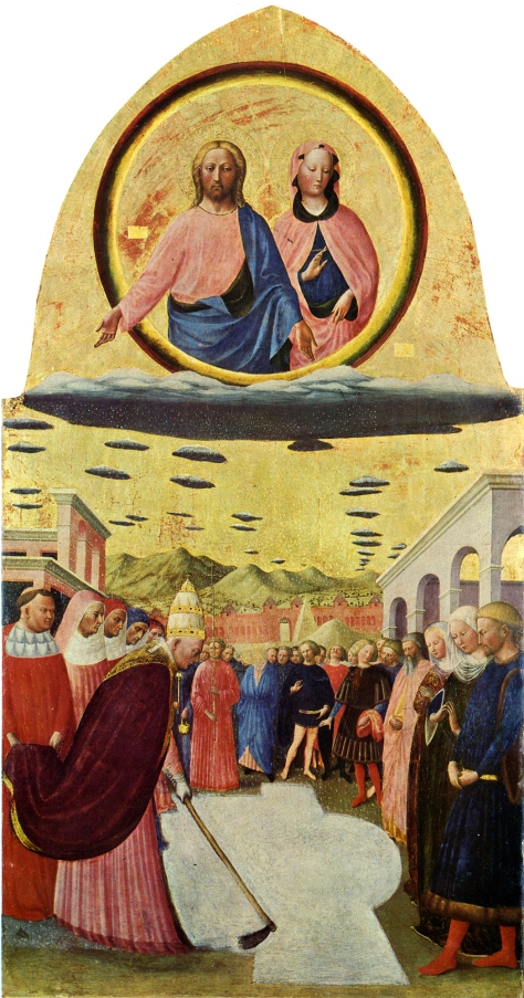 Masolino,_fondazione_di_santa_maria_maggiore
