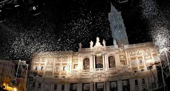 """5 agosto 2016 : torna il """"Miracolo della Neve"""" a Santa Maria Maggiore : il piano mobilità e il programma religioso"""