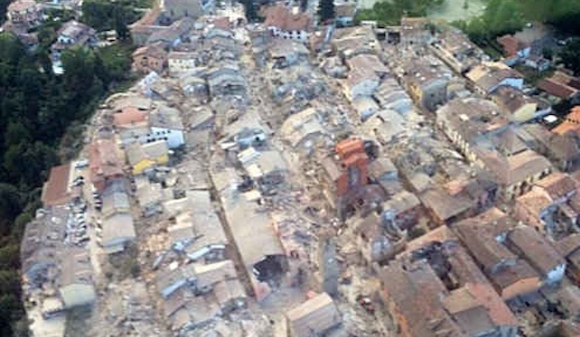 #terremoto : i Punti di raccolta ufficiali