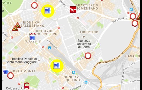 24 settembre 2016 dalle 14 alle 20 manifestazione con corteo per le vie del Rione