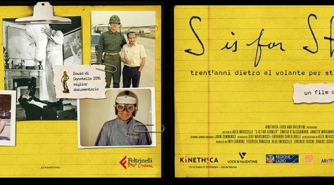 """29/09/16 """"Sis for Stanley"""" all'Apollo 11- il programma fino al 5 ottobre"""