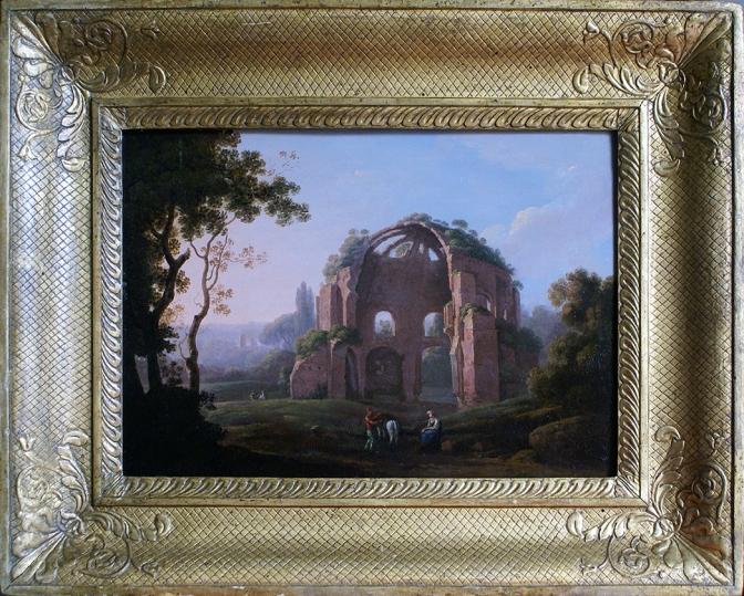 Tempio di Minerva Medica: autentica superstar per gli artisti del passato