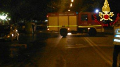 Guasto idrico a S. Croce, la Polizia Locale attiva tutte le forze disponibili per assistere la cittadinanza.