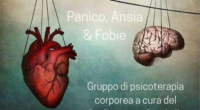 """29/10/2016 Dr. Giuseppe Ciardiello, incontro di presentazione gratuita """"Panico, Ansia & Fobie"""""""
