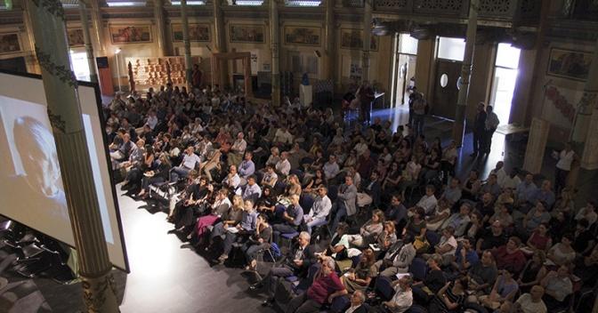 """Dal 17 al 21 ottobre 2016 """"Conversazioni Video X Edizione"""" alla Casa dell'Architettura"""