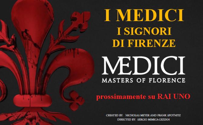 """""""I Medici"""" bel lavoro, grande successo ma…"""