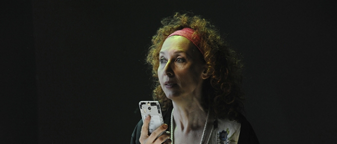 """27-30 ottobre """"La Voce Umana"""" al Teatro Brancaccino"""