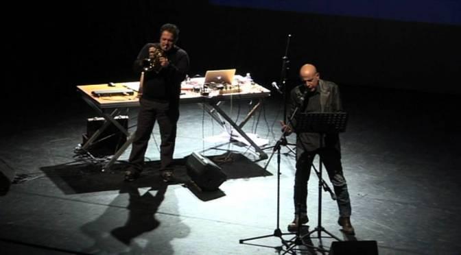 LELLO VOCE e FRANK NEMOLA, IL FIORE INVERSO, concerto di poesia, sabato 29 all'Apollo11