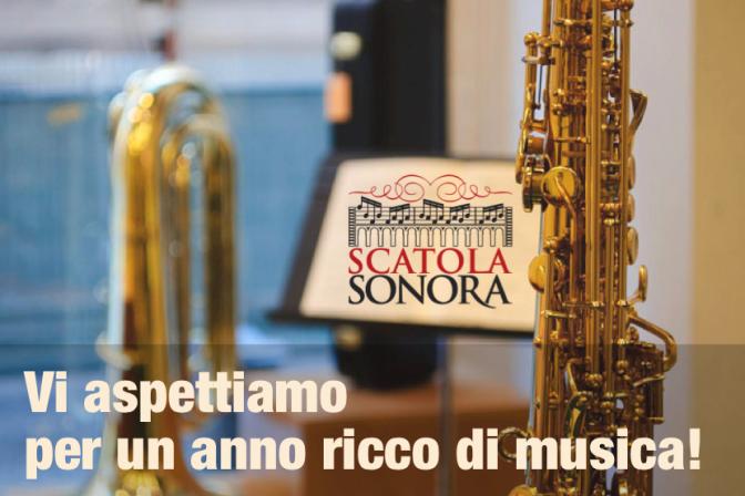 """""""Musica in fasce"""" e """"Sviluppomusicalità"""" presso Scatola Sonora"""