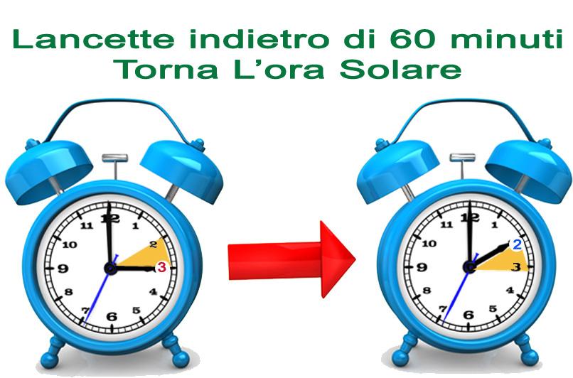 30 ottobre 2016 torna l ora solare esquilino 39 s weblog for Ora solare 2016