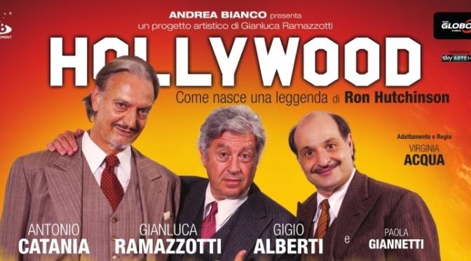 "17 – 27 novembre 2016 ""Hollywood"" al teatro Jovinelli"
