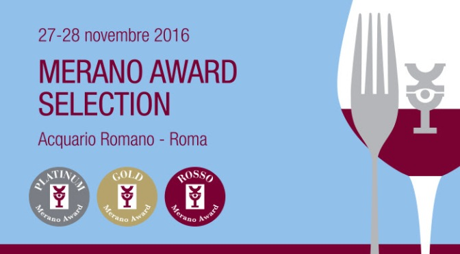 "27-28 novembre ""Merano Award Selection Roma"" all'Acquario Romano"