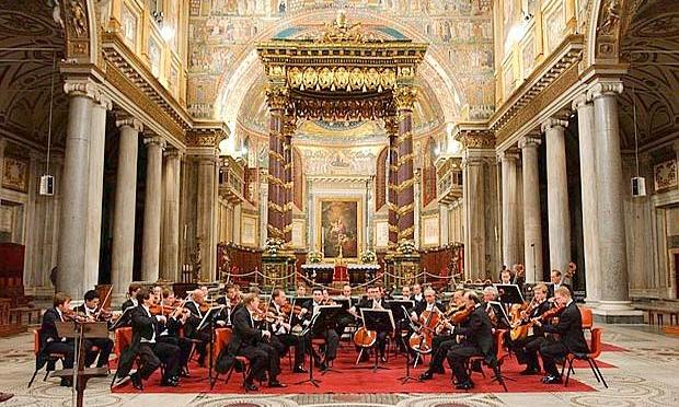 16 – 21 novembre 2016 XV Festival Internazionale di Musica e Arte Sacra