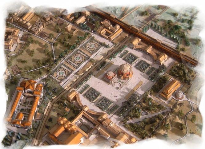 L'Esquilino come era ai tempi dell'antica Roma