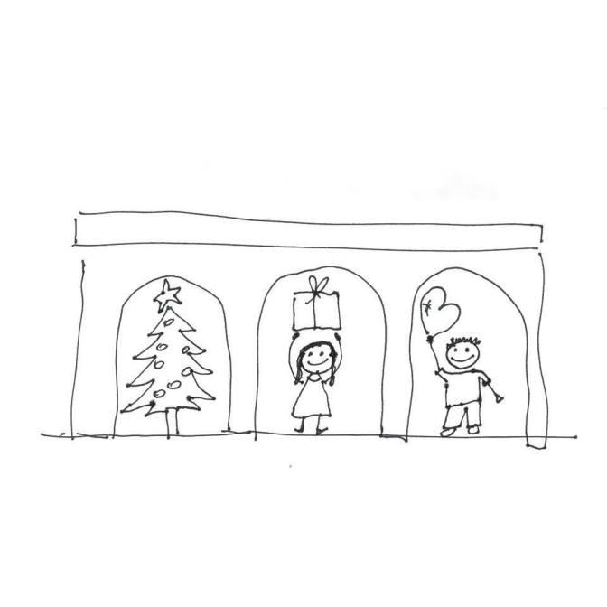 """Domenica 18 dicembre 2016 """"Un Natale Magico a Piazza Vittorio"""""""
