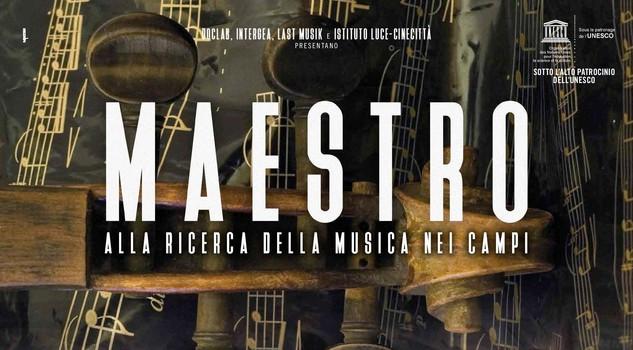 """23/01/17  """"MAESTRO"""" di Alexandre Valenti   all'Apollo 11 per Racconti dal Vero"""