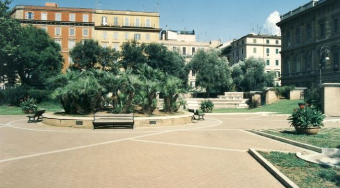 Municipio I: Percorso di informazione e consultazione pubblica sul progetto di riqualificazione di Piazza dante