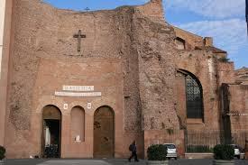 """2 gennaio 2017 """"Wind in Rome"""" concerto della USF presso la Basilica di Santa Maria degli Angeli"""