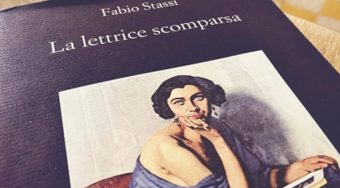 """16 marzo 2017 Per """"L'Esquilino legge"""" lettura condivisa di """"La lettrice scomparsa"""" presso CESV SPES"""