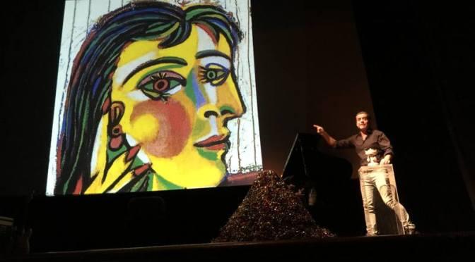 """9 – 12 febbraio 2017 """"L'arte è una caramella"""" al Teatro Brancaccino"""