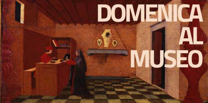 3 dicembre 2017 #DOMENICALMUSEO Musei gratis per tutti