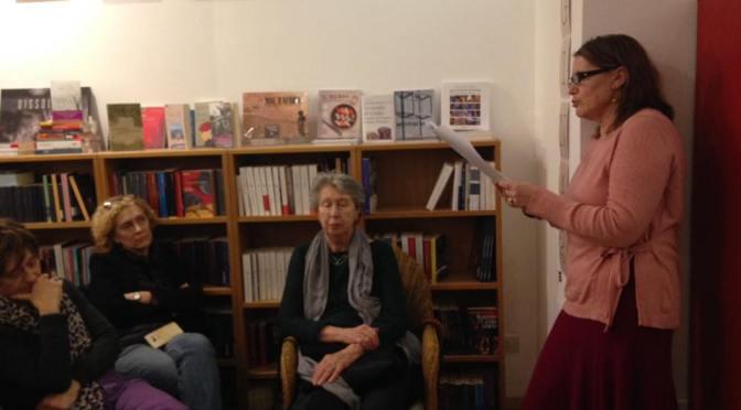 Immagini della serata di musica e poesia presso la Libreria Pagina 2