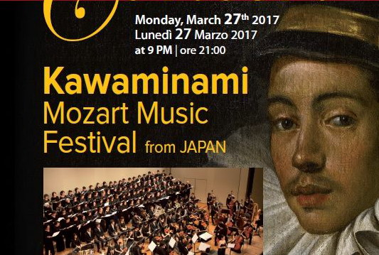 """27 marzo 2017 Concerto """"Mancho Ito – Prayer beyond the time"""" presso la Basilica di San Giovanni"""