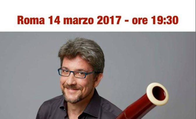 """14 marzo 2017 """"Giorgio Mandolesi – Omaggio Musicale"""" presso Scatola Sonora"""